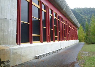Centre sportif d'Ovronnaz