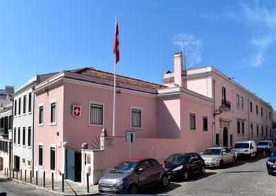 Ambassade de Suisse à Lisbonne