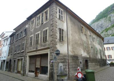 Transformation maisons Duc à St-Maurice