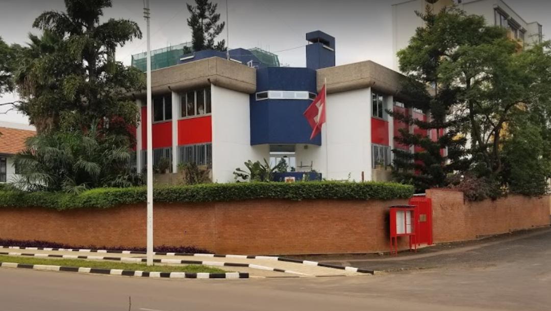Ambassade de Suisse au Rwanda