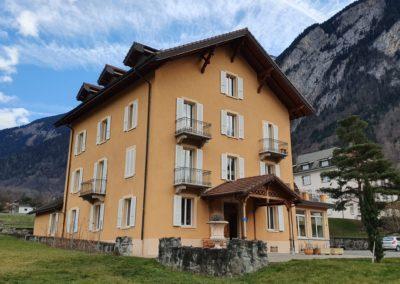 Villa Clélia à Lavey