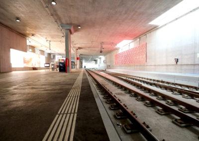 Gare de Curala au Châble